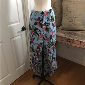 LF Stores High Low Skirt